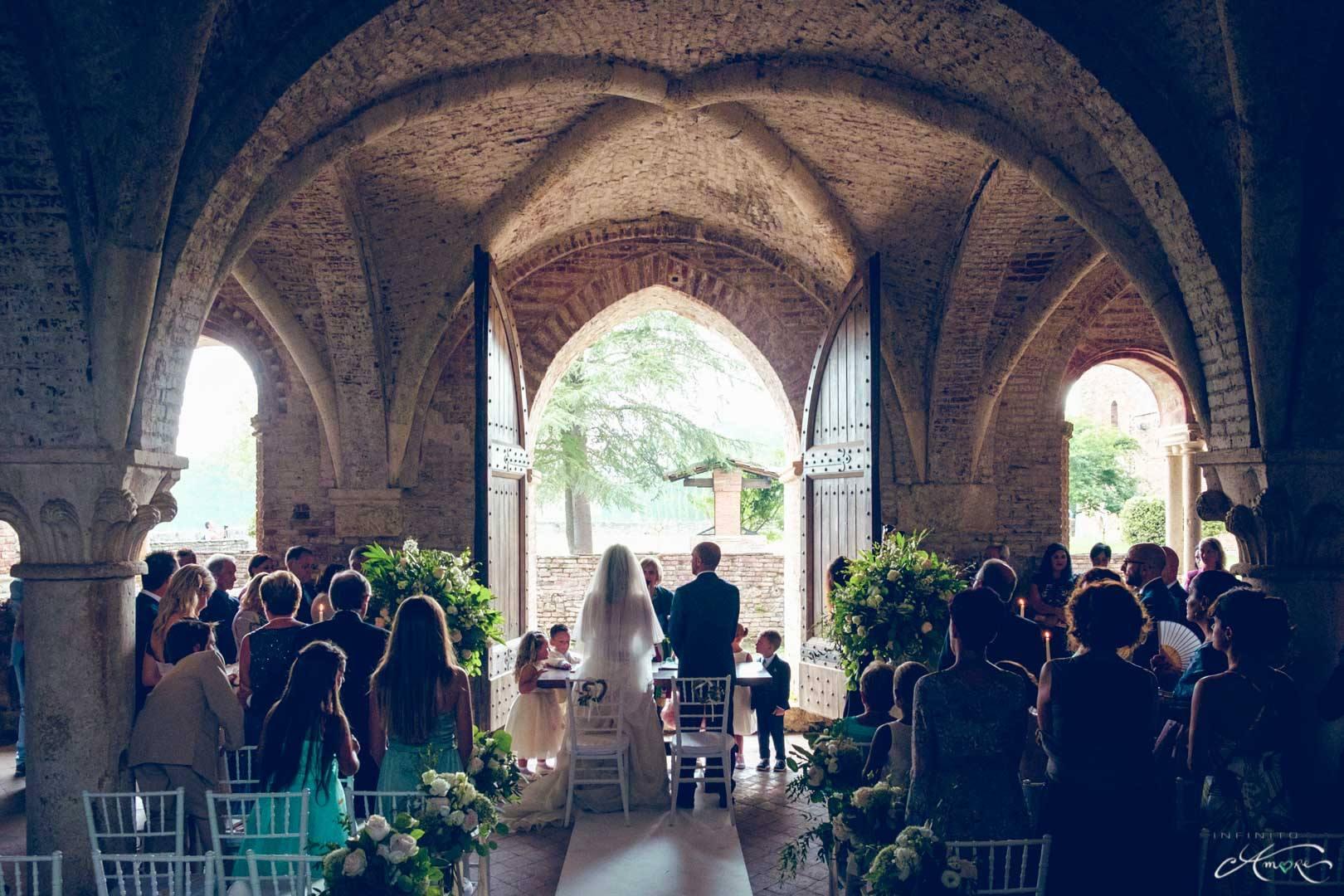Infinito Amore Wedding Design