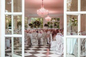 Villa La Castellaccia fiori matrimonio