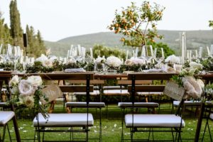 Borgo Stomennano wedding flowers