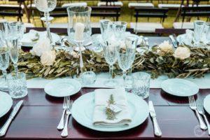 Villa Cala Grande wedding arrangements