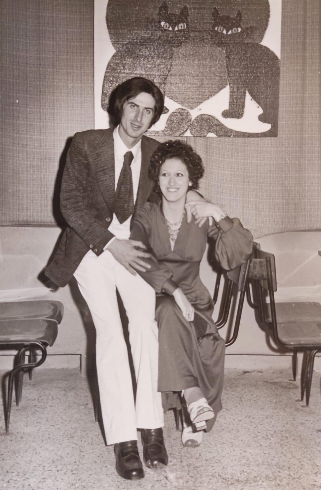 I genitori di Serena Tosi