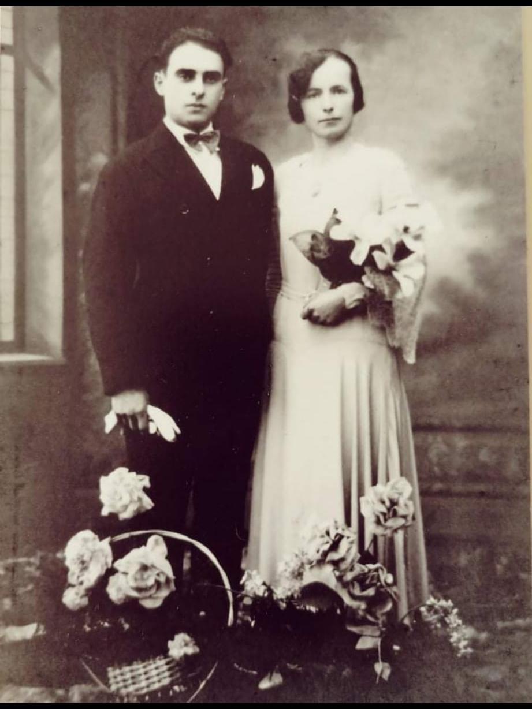 vecchie foto di nonni e bisnonni